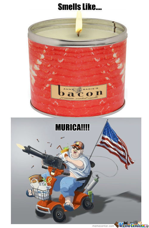 The Smell Of Murica