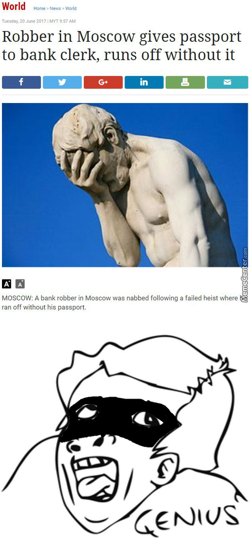 The Statue Already Done The Facepalm For Me