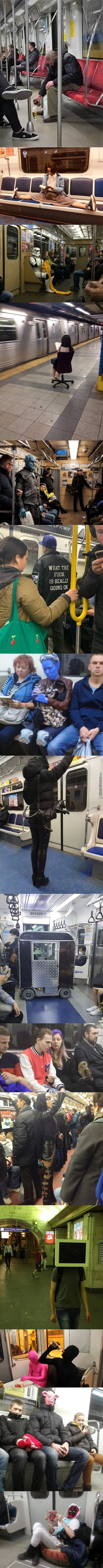The Subway Chronicles 3