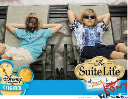 The Suite Life Of Zack And Kony