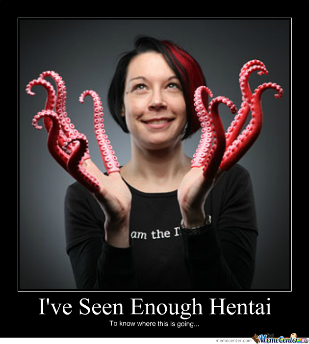The Tentacle Queen