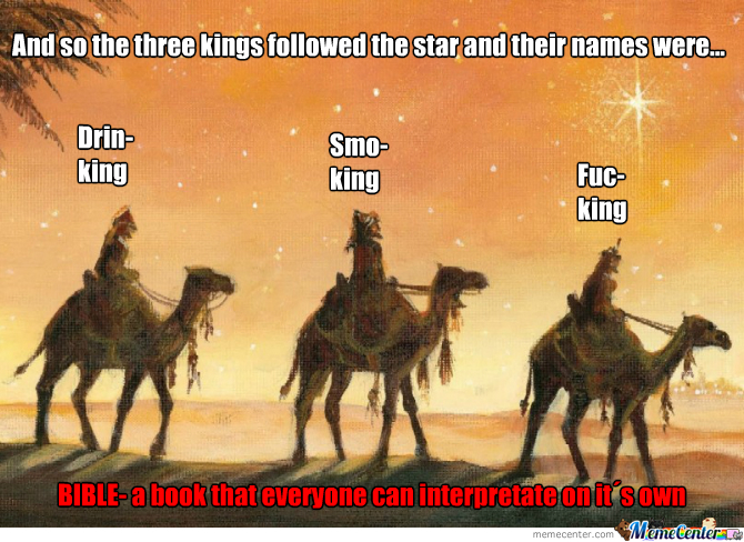 The Three Lovable Kings By Tadejhrovat Meme Center