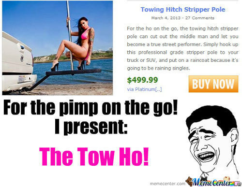 The Tow Ho