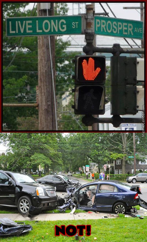 The Traffic Lights Aren't Convenient For References