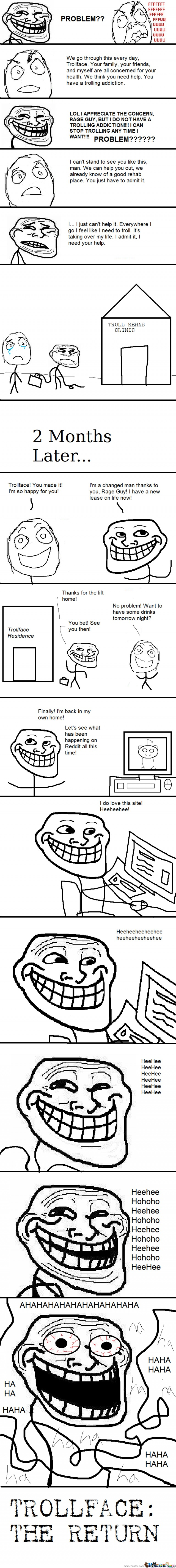The Trollface Story:part 2