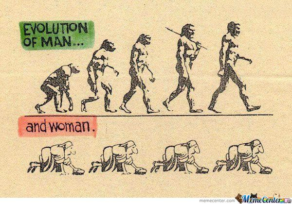 The True Evolution ;)