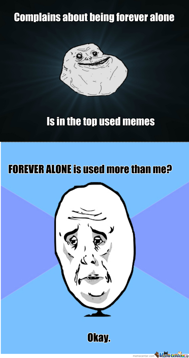 The True Forever Alone