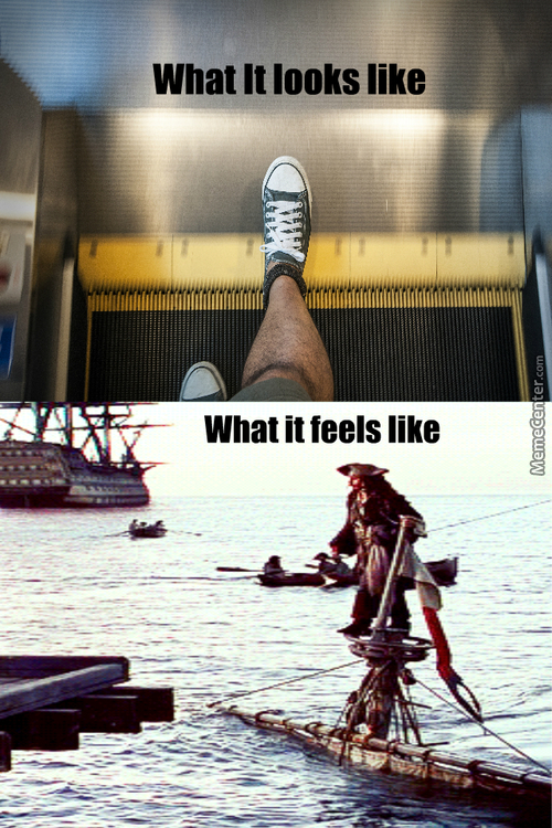 The Truth About Escalators