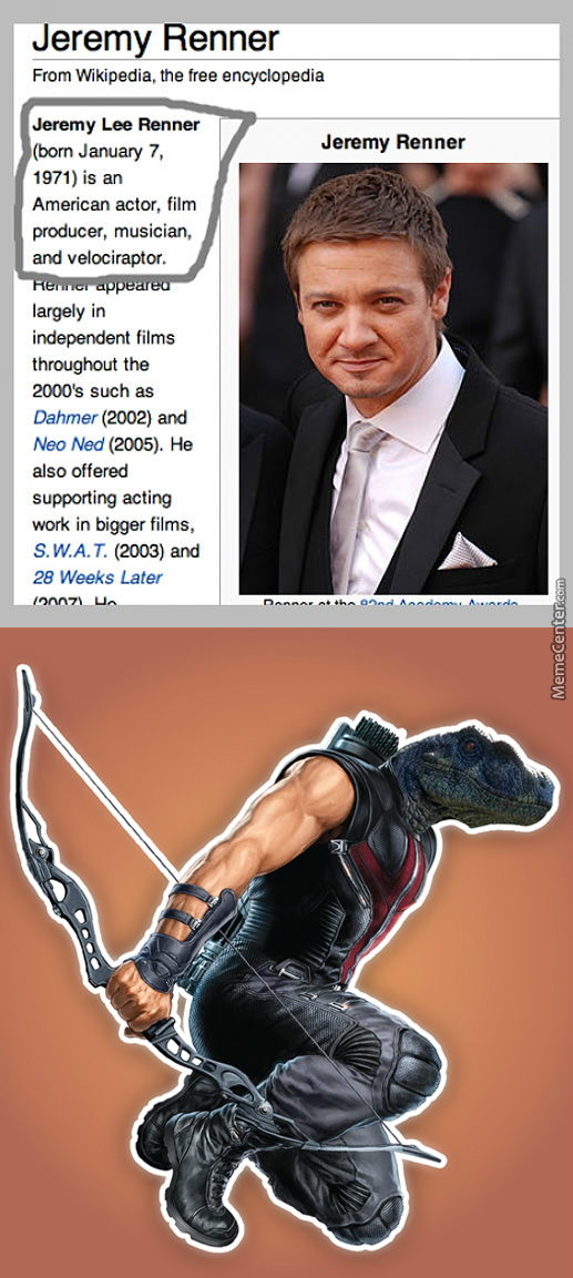 The Truth About Hawkeye