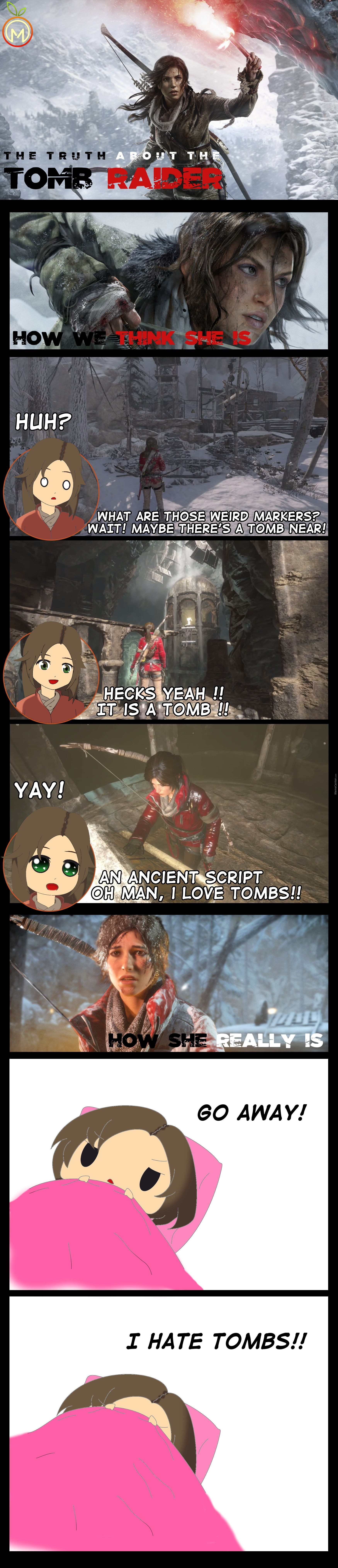 The Truth About The Tomb Raider