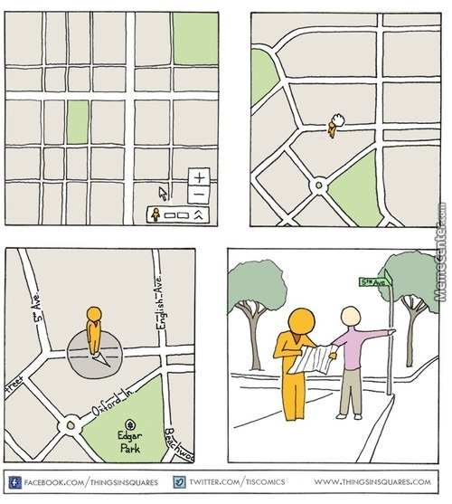 The Truth Behind Google Maps.