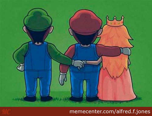 The Truth Behind Mario.