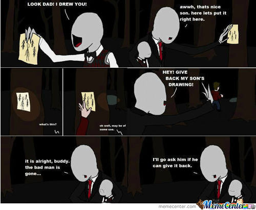 The Truth Behind Slender