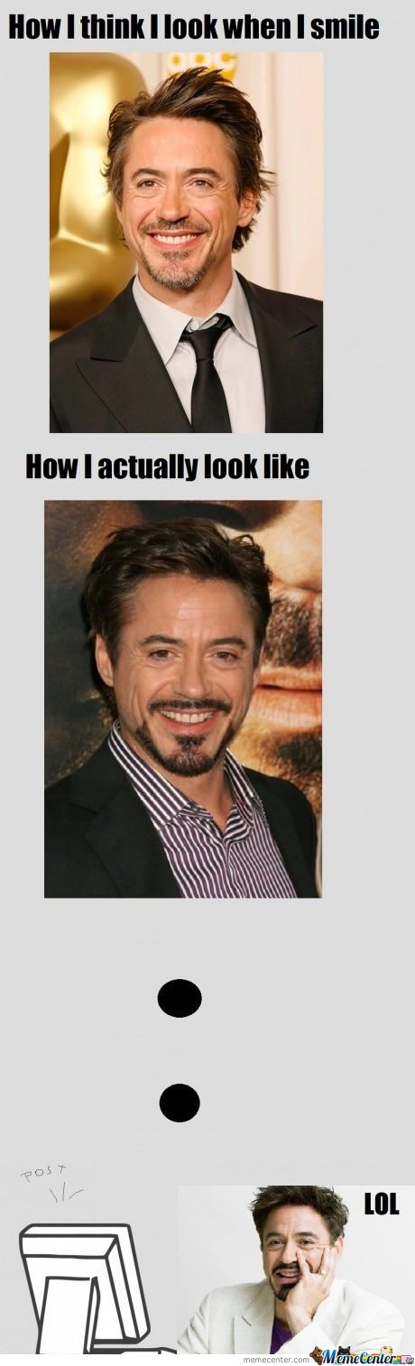 The Truth Is ....... I Am Iron Man