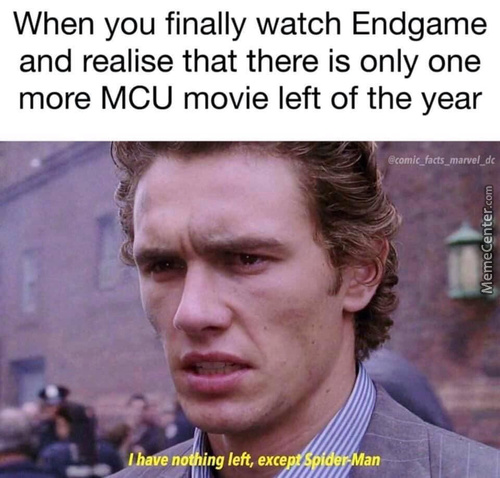 The Wait For The Next Marvel Movie Continues