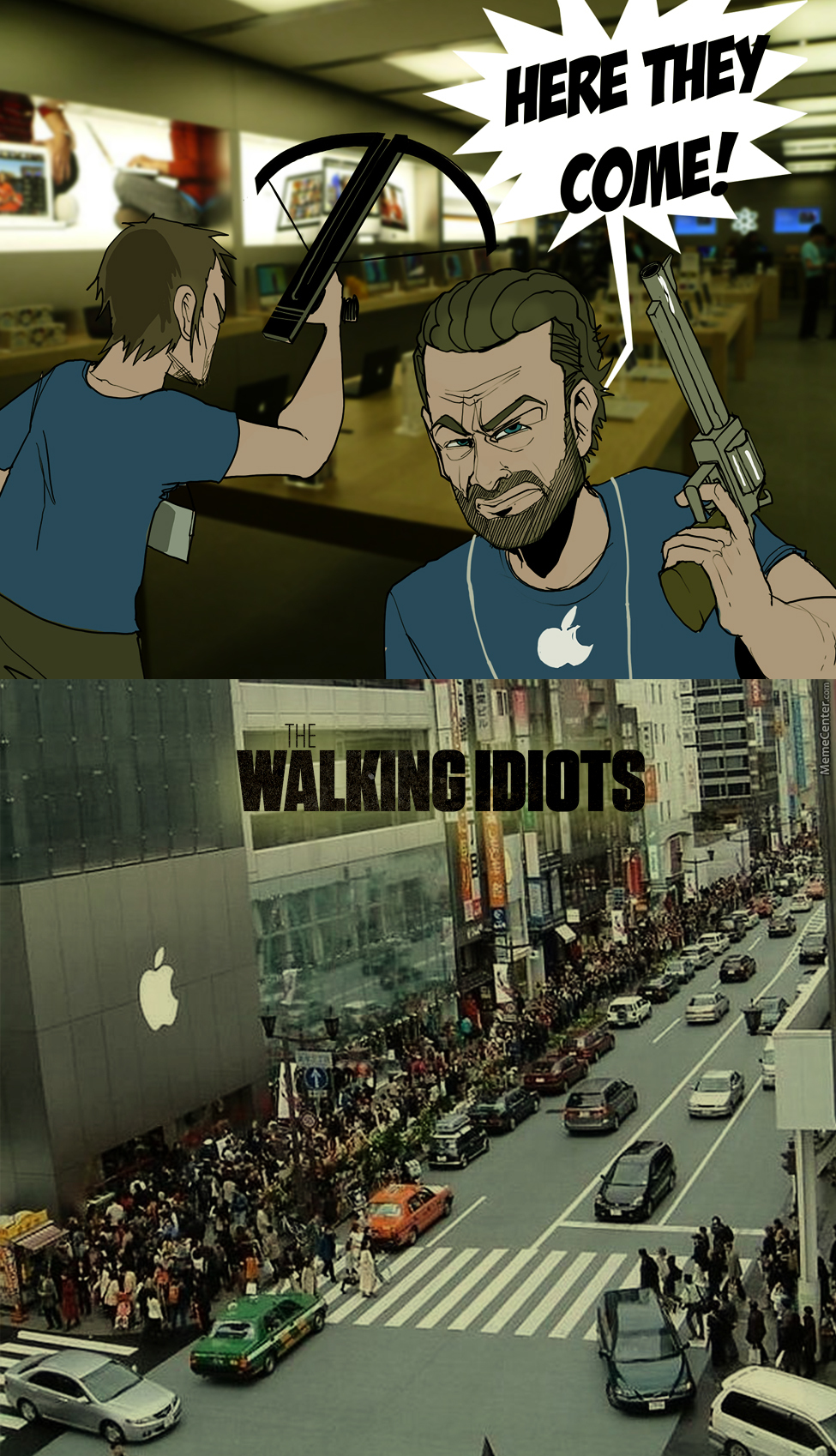 The Walking Idiots