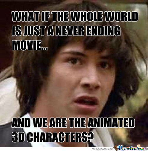 The World...is A Movie