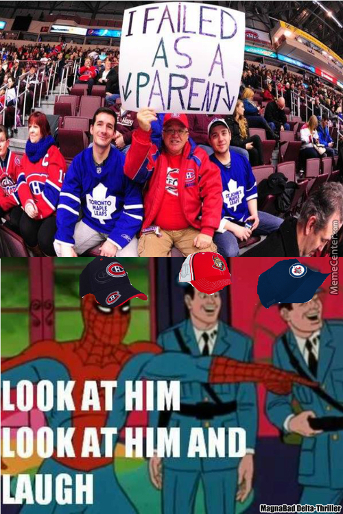 The Worst Nightmare For A Habs Fan