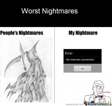 The Worst Nightmares