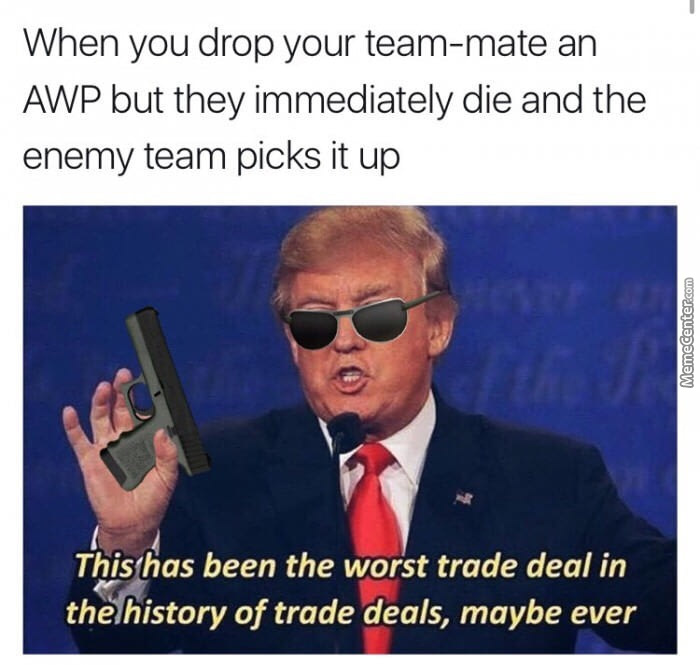 The Worst Trade