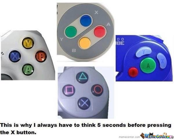 The X Button
