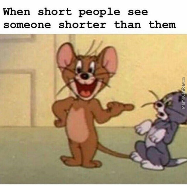 Their Problems Are Short Though