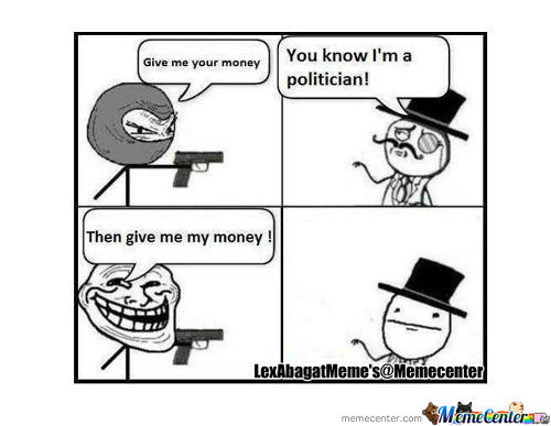 Then Give Me My Money