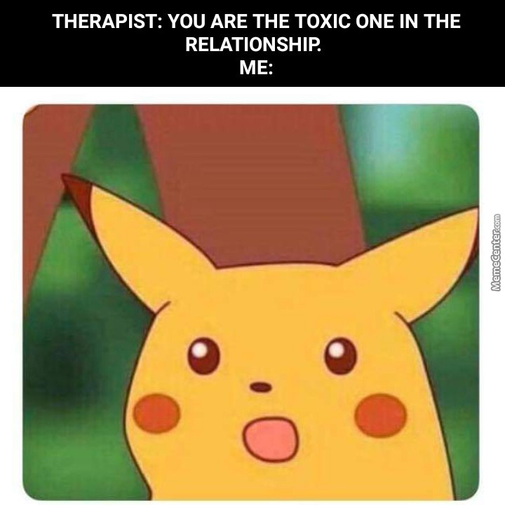 Therapist Meme