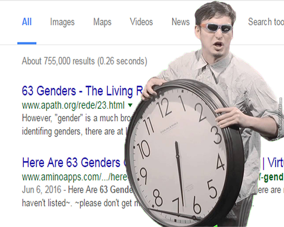 there are 3 genders 4 genders even 5 seriously this needs to stop_o_6920223 there are 3 genders 4 genders even 5!( seriously, this needs to