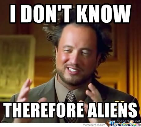 Therefore Aliens