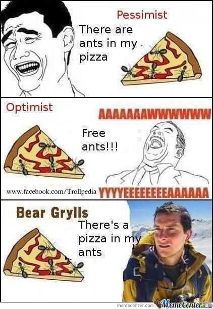 There's Pizza In My Ants