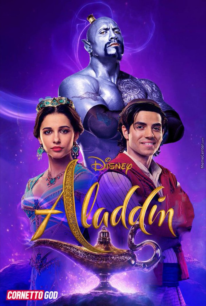 There You Go Aladdin's Fixed