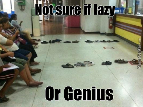 These Are The Laziest People In The World, Or The Are The Most Genius People In The World