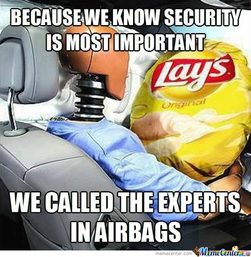 These Are The Perfect Airbags