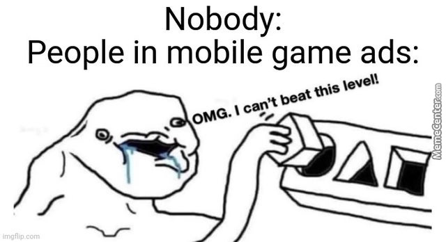 These Nu- I Mean Games Are Hard