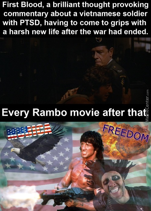 They're Still Fun Movies Though