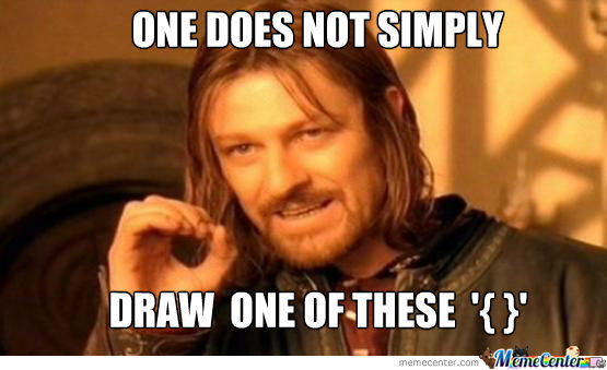 They Are Impossible To Draw!