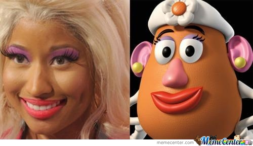 They Are Look Alike