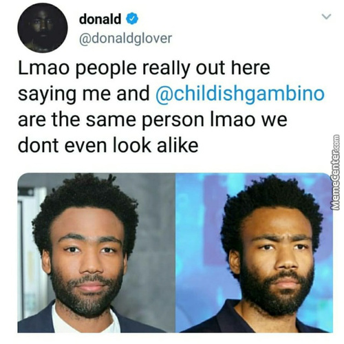 They Both Look Like That Lando Guy