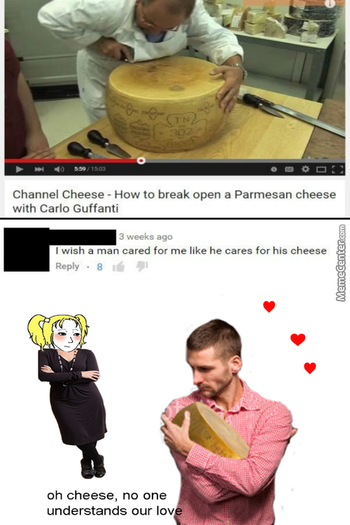 They Care About Cheese More Than They Care About You