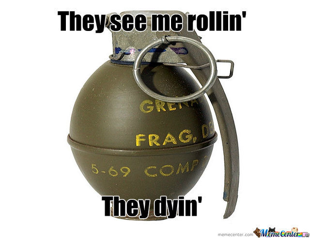 They Se Me Rollin' They Dyin'