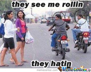 They Se Me Rollin