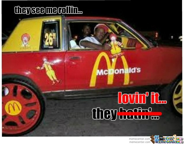 they see me rollin FIXED