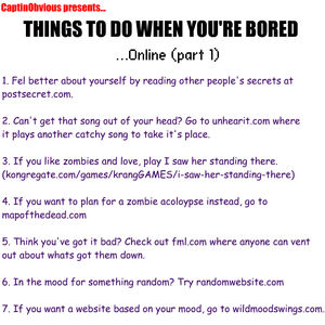Things to do online with your boyfriend