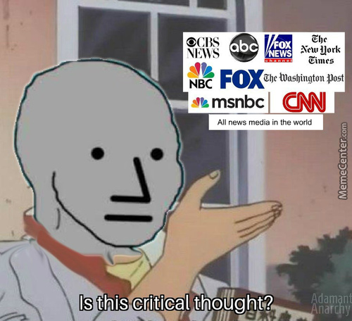 Think For Yourself, Robots