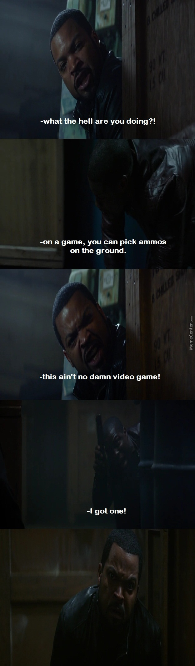 This Ain't No Damn Video Game!
