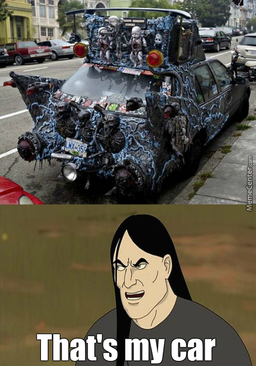 This Car Is So Fucking Brutal That Fire Flows From The Exhaust. This Is Brutal!