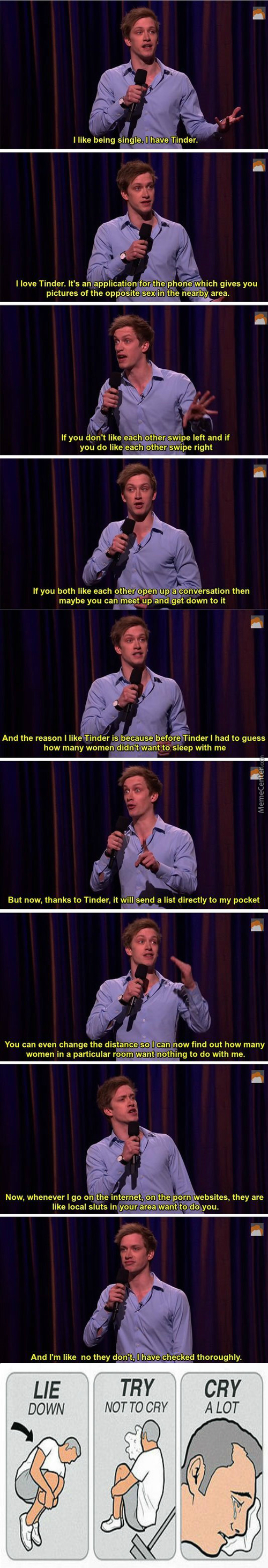 This Guy Is Telling It How It Is (Daniel Sloss)