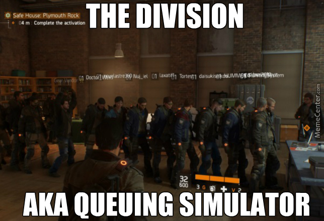 this is actually the dream game of every swede_o_6583077 the division memes best collection of funny the division pictures,The Division Memes