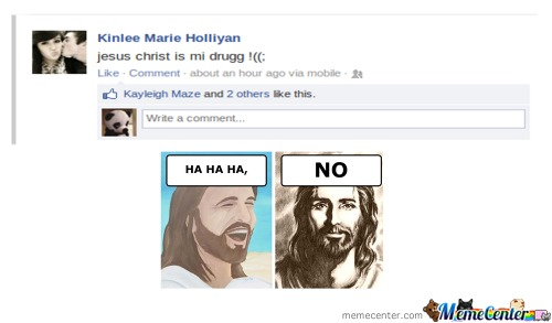 This Is All I See On Facebook.